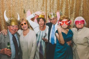 grandparents photobooth