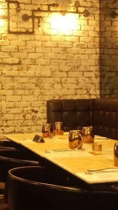 The mugs look neat
